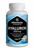 Vitamaze® Acide hyaluronique en gélules à fort dosage 300mg par gélule  ...