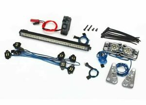 Traxxas TRX 8030 Trx-4 Defender LED LightBar Kit Rigid Power Crawler Lichtbalken