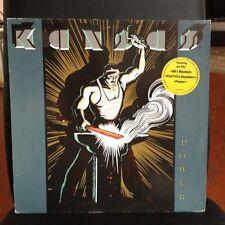 33 TOURS / LP ALBUM--KANSAS--POWER--1986