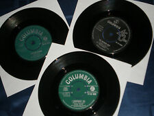 FRANK IFIELD - BARGAIN JOB LOT OF 3 COLUMBIA HIT SINGLES FROM 1962/3