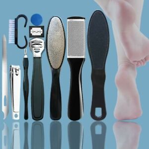 Professional Foot Care Kit Pedicure Foot Rasp Dead Skin Remover Cleaning Toenail