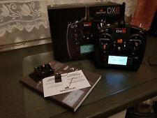 Spektrum DX6 6-Kanal Fernsteuerung SPM6700EU mit Empfänger AR610