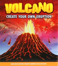 Volcano Kit Children's Volcano Making Education World of Science Toy Eruption