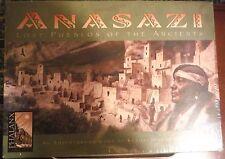 ANASAZI Lost Pueblos Of The Ancients Board Game by Phalanx 2006