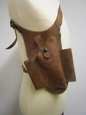Original PRE WWII US 1911 Shoulder Holster w/ Mag Pouches ~ PRIVATE PURCHASE??