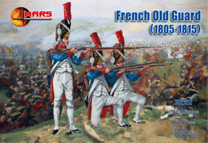 Mars 1/32 French Old Guard (1805-1815) # 32022