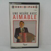 Une heure avec Aimable (Cassette Audio - K7 - Tape)