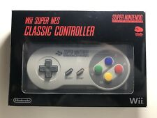 Nintendo Wii Super NES / SNES Classic Controller - Please See Photos