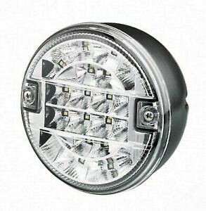 Genuine Trucklite/ Rubbolite 810/53/00 LED Rear Reverse Lamp 12V/24 V