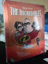 The Incredibles - 2-Disc Blu-ray SteelBook - Zavvi Uk