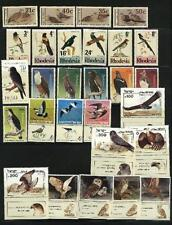"COLLECTION OF STAMPS ""BIRDS/ ANIMALS"" DIFFERENT CONDITION"