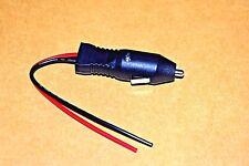 New listing Power Socket Or Cigarette Lighter Plug 12V Power 20 Ga 8 Amps