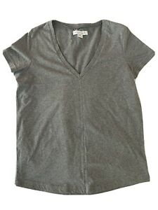 Grey Nude Lucy T-Shirt Plain Women's Top