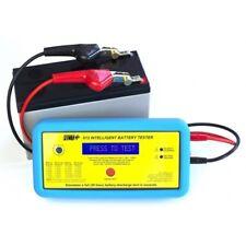 Prueba de batería 6/12V 1.2-100Ah acto metros modelo #: ACT612