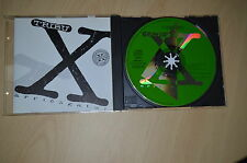 Tribu X - Arriesgate. 5 track. CD-LP
