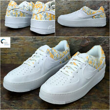 W Nike Air Force 1 Sage Low Premium - UK 9.5 EU 44.5 - CI2673-100 - White Sage
