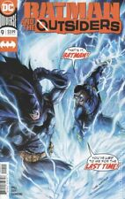 Batman and the Outsiders #9A Kirkham Variant NM 2020 Stock Image