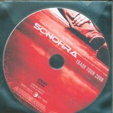 Sonohra - Trade Tour 2008 Dvd Promozionale Rarissimo Cd Ottimo