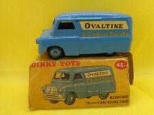 Dinky 481 Bedford Ovaltine Van fantastic original vintage diecast boxed