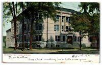 1906 Schenectady High School, Schenectady, NY Postcard