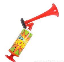 "Lots 3 AIR HORN 13"" LOUD Manual Pump Brand New!"
