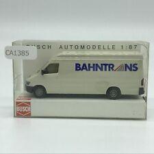 Busch Mercedes Sprinter 47810 1/87 Scale Box Mini Car Display
