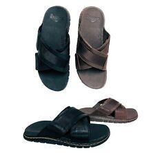 New DR MARTENS Men's Unisex Athens Slide Carpathian Soft Footbed Sandal Shoes