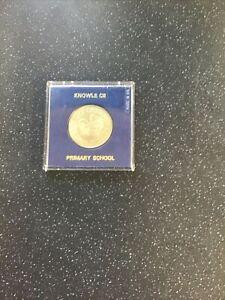 The Queen Golden Jubilee Coin 2002