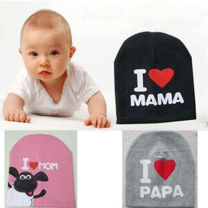 Baby Toddler Girl Boy Unisex Cotton Beanie Hat for Spring Autumn