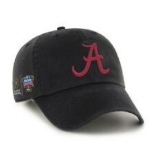 NCAA Alabama Crimson Tide 2015 Sugar Bowl Playoff Twill Cap by '47 BRAND
