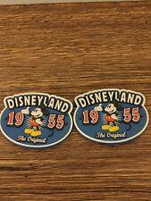 Disneyland 1955 Rubber Magents 2