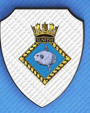 HMS SUNFISH WALL SHIELD