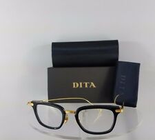 Brand New Authentic Dita Stateside Eyeglasses DRX-2066-A-BLK-GLD 48mm Frame