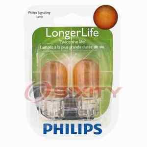 Philips Front Turn Signal Light Bulb for Scion iQ tC xB 2005-2015 Electrical iu