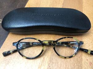 Authentic Eye Bobs Tortoise/Black Board Stiff Unisex Premium Readers 1.50
