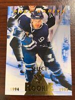 Hockey 1995 Pinnacle Select *HOF Paul Kariya* RC, Mighty Ducks of Anaheim, NM