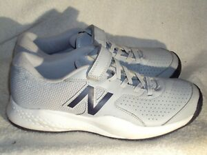 Men's Genuine Leather&Fabric Tennis Shoes by New Balance 969 -Worn  Once- Sz 7 W