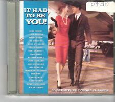 (FK20) It Had To Be You, 20 Departure Lounge Classics - 2001 CD