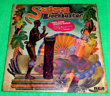 PHILIPPINES:BLACKBUSTER - SALSA LP,RARE,OPM,Soul,FUNK,Dance,In SHRINK