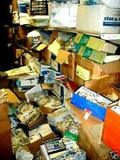 1000000's STAMPS COLLECTION-Lot of 100+ALBUMS-GLASSINES-MINT-SET-Used-UNSEARCHED