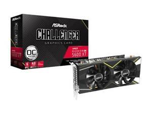ASRock Challenger D Radeon RX 5600 XT 6GB GDDR6 Graphics Card