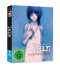 Serial Experiments Lain Gesamtausgabe Blu-ray