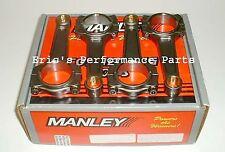 Manley 14416-4 Turbo Tuff I-Beam Rods for Subaru EJ20 EJ22 EJ25 WRX STI Imprezza