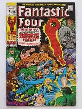 Tu Four # 100 US Marvel 1970 Jack Kirby VFN