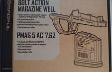 Magpul Bolt Action Magazine Well for Remington 700 Hunter Stock Black MAG497-BLK