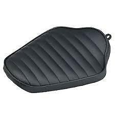 HARLEY SPORTSTER  SEAT  SOLO  SULLY'S HORIZONTAL  PLEAT