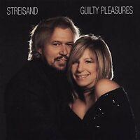 BARBRA STREISAND Guilty Pleasures CD BRAND NEW w/ Barry Gibb