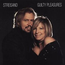 BARBRA STREISAND Guilty Pleasures CD BRAND NEW w/ Barry Gibb