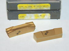 GIF 8.00E-0.40 IC9015 ISCAR *** 10 INSERTS *** FACTORY PACK ***