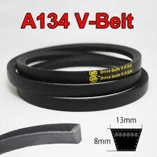 A134 V-Belt Replace Fits Greenfield GT20005 GT02354 GT02394 as Transmission Belt